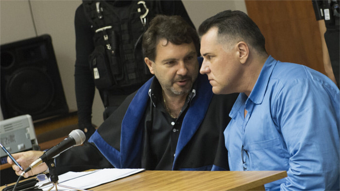 Plea bargain for ex-gangland boss approved