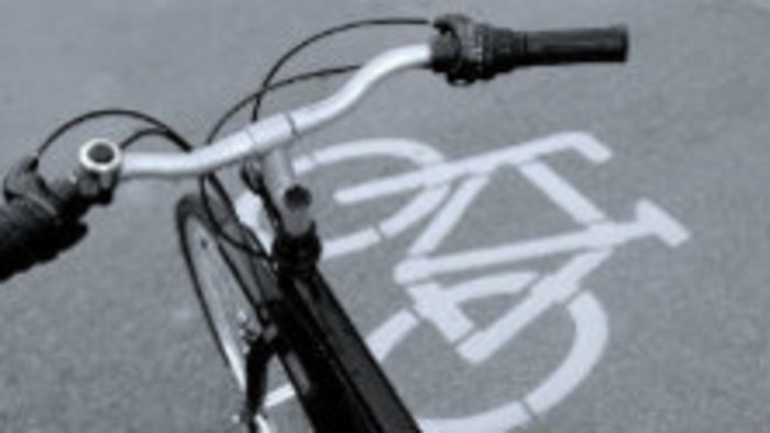 Cyklotrasa na trase Piešťany – Vrbové
