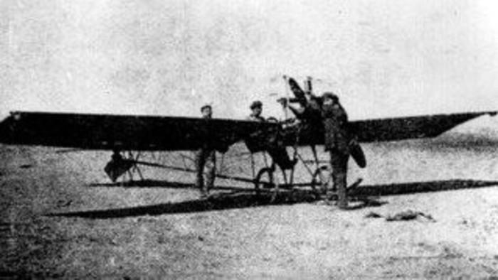 Ondrej Kvas - priekopník slovenského letectva