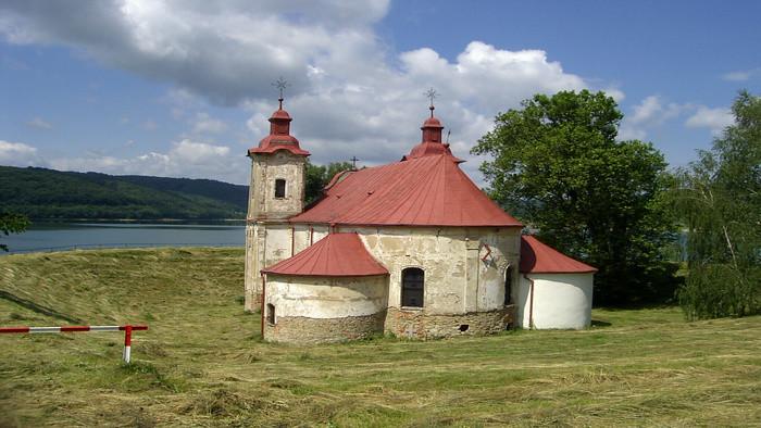 Костел Св. Штефана Короля на Домаше