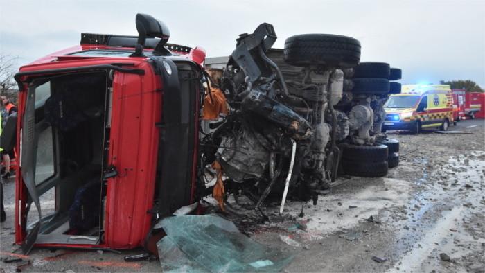 Las autoridades del país expresan su pésame a las familias de las víctimas de la tragedia de Nitra