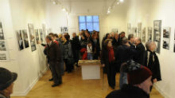 Výstava Dávida Baffiho
