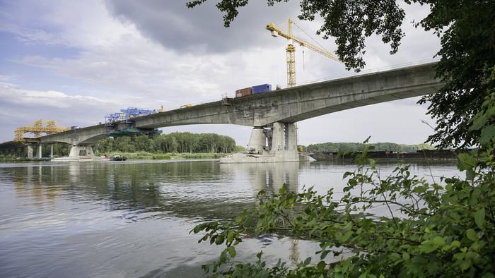 Jarovský alebo Lužný? Rozhodnite o názve šiesteho bratislavského mosta cez Dunaj