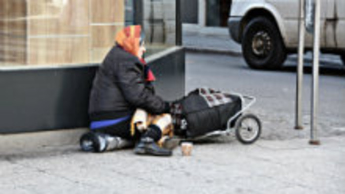 Aktivisti upozorňujú na chudobu v Európe