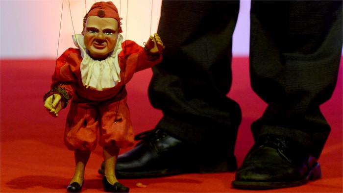 Exposition Marionnettes à la télévision