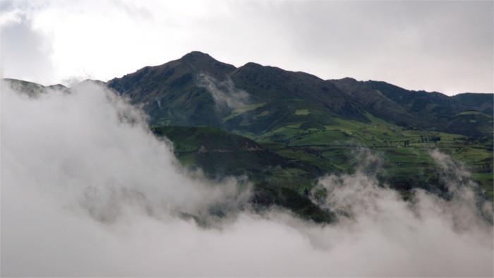 Posadnutí horami