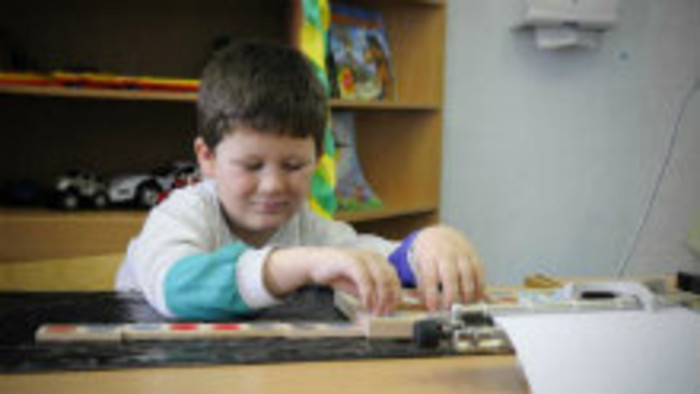 Jedna z mála škôlok pre deti so zrakovým postihnutím je v Nitre