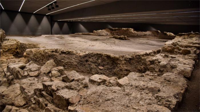 Полиция вместе с археологами ищет остатки римского лагеря на Дунае