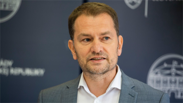 Trust in politician rankings: PM Matovič falls