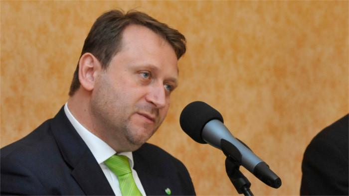 Präsidentin ernennt neuen Landwirtschaftsminister