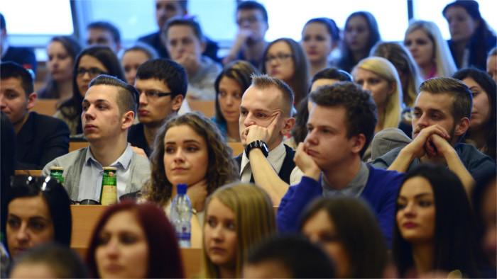 Jeder 12. Student an slowakischen Unis kommt aus dem Ausland