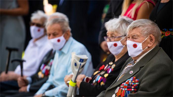 76e anniversaire du Soulèvement national slovaque