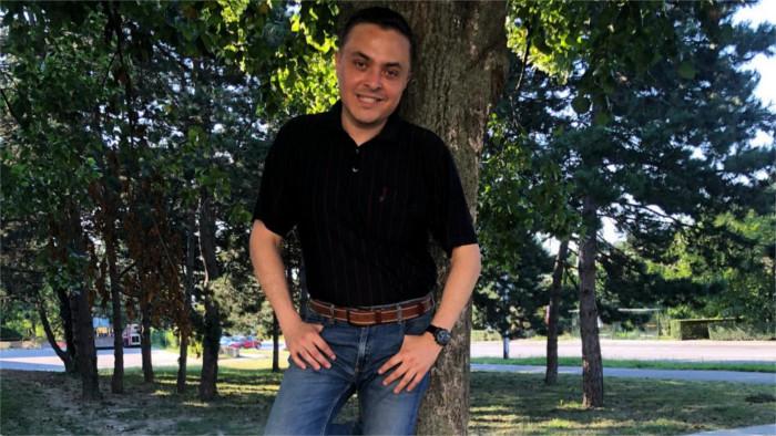 El periodista mexicano, Jerry Rivera, se ha instalado en Bratislava con el deseo de descubrir las bellezas de nuestro país e int