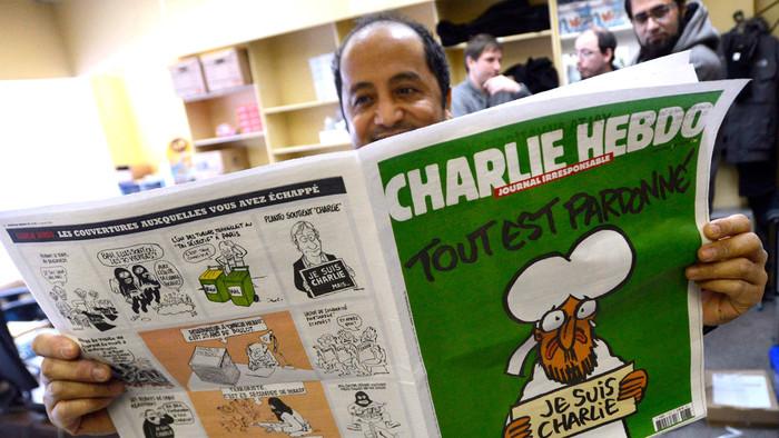 Charlie Hebdo - megkezdődött a per!