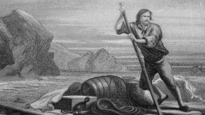 Kráľovský kuriér otrokom - príbeh bratislavského Robinsona (1730-1790)