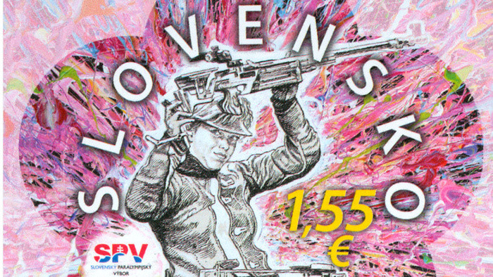 Veronika Vadovičová: Die Frau auf der Briefmarke