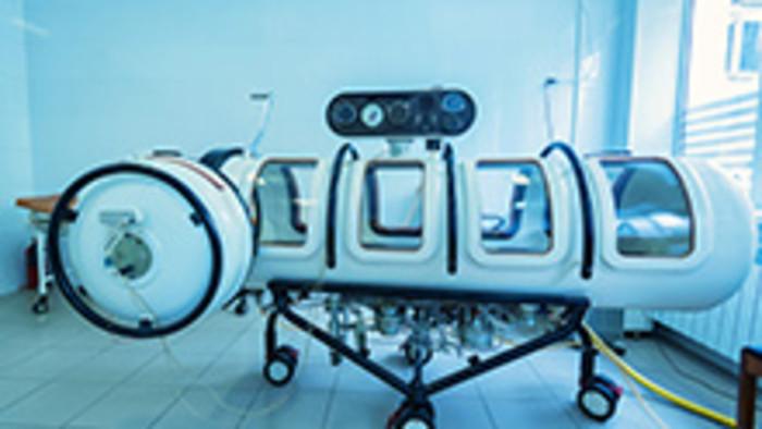 Hyperbarická komora v Treníčne opäť funguje