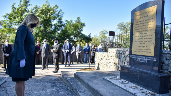 Slovakia commemorates Memorial Day for Victims of Holocaust and Racial violence