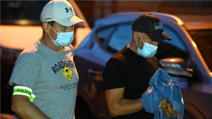 Ex-Chef der Antikorruptionseinheit verhaftet