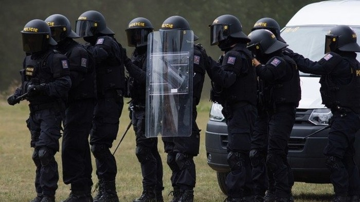 Rohamrendőröket vetettek be Fehéroroszországban