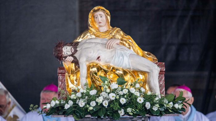 15 сентября - День Богоматери семи скорбей