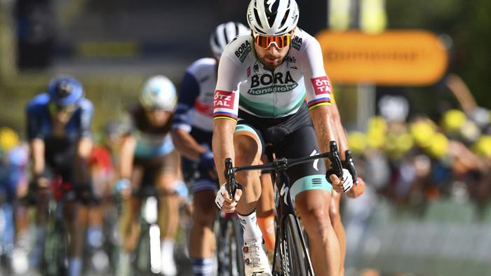 Očakávam, že Sagan získa zelený dres, hovorí český cyklistický odborník