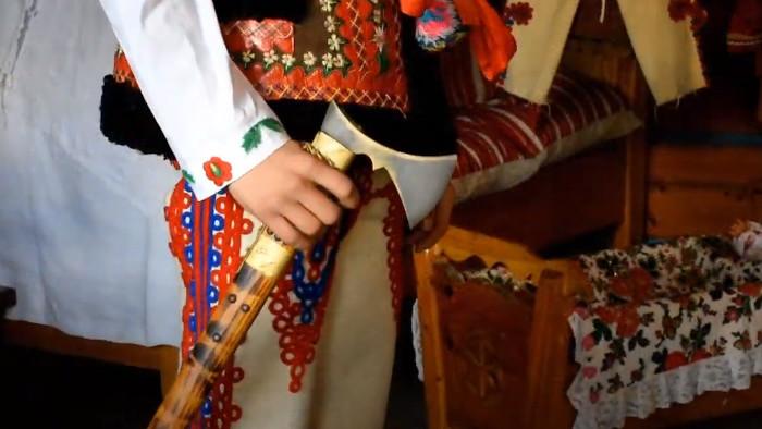 Izba ľudových tradícií v Beluši