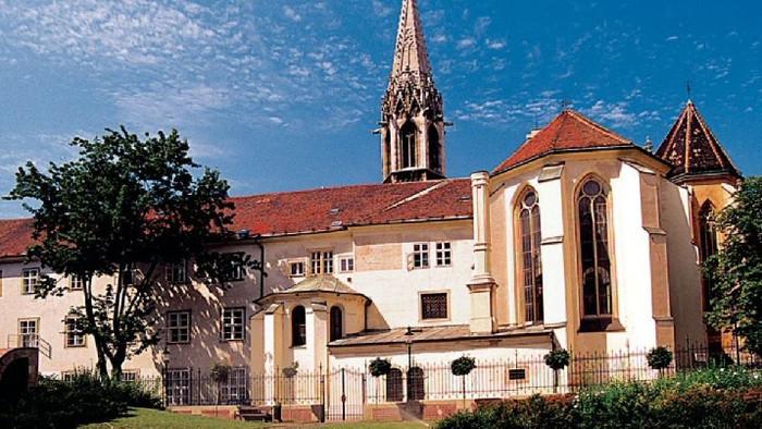 Mariánska kaplnka vo Františkánskom kostole v Bratislave