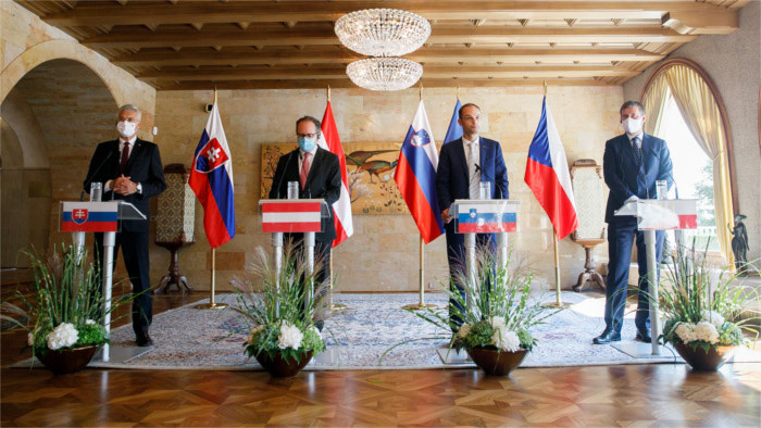 Центральноевропейские страны договорились о координации мер
