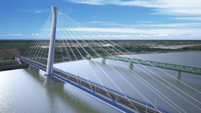 Megnyitják az új komáromi hidat