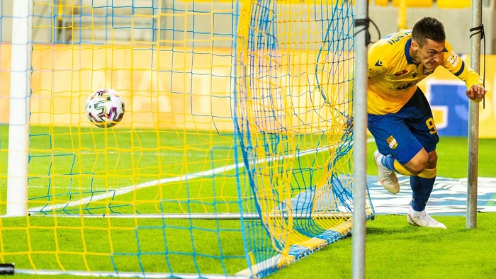 Futbal: Linz - DAC