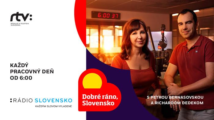 Dobré ráno, Slovensko!