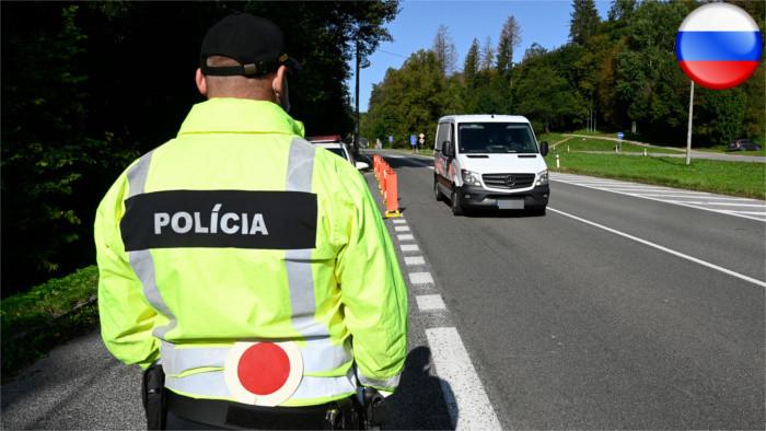 На границе с Чехией будет налажен спорадический контроль