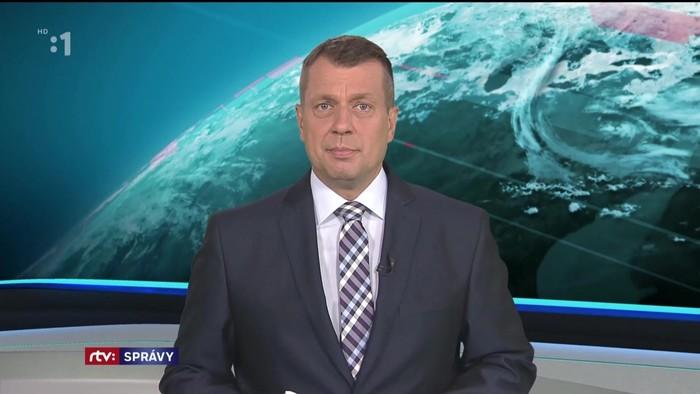 Televízne spravodajstvo RTVS znova jednotkou v objektívnosti