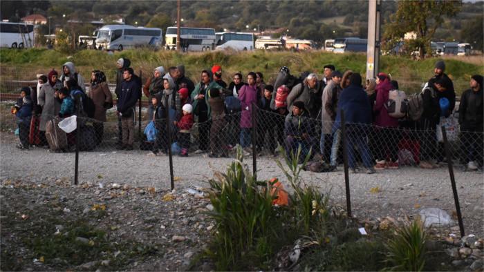 Eslovaquia envía ayuda humanitaria a Grecia