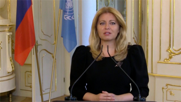 Präsidentin ruft zur Solidarität bei der Entwicklung der Vakzine auf