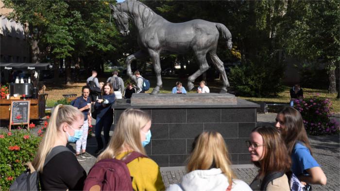 Uno de cada doce estudiantes universitarios es extranjero
