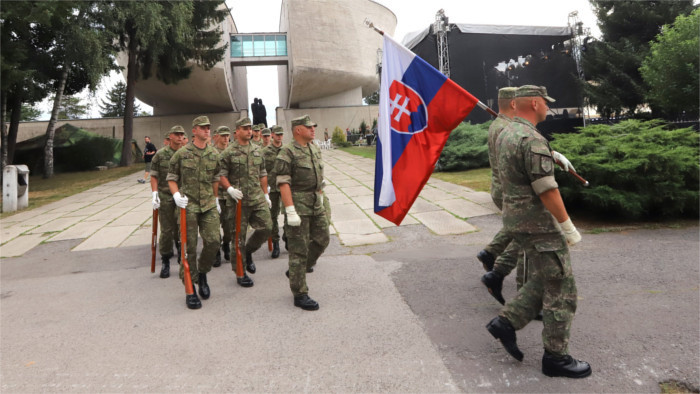 Forces armées slovaques fiables