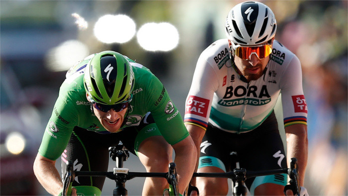 Finaliza un Tour de Francia en el que Sagan no consigue el maillot verde