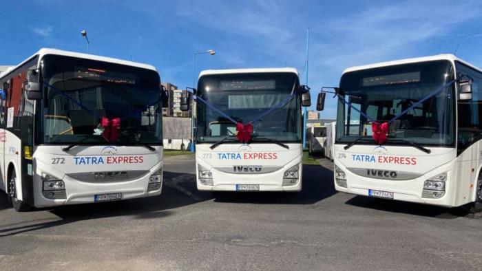 Ocenený autobusár SAD Poprad