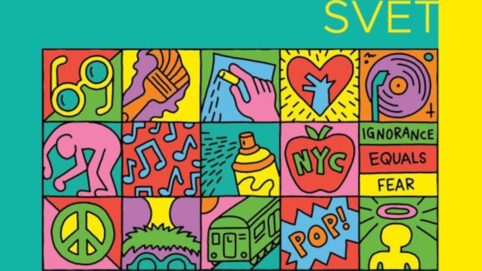 Keith Haring v Medzilaborciach
