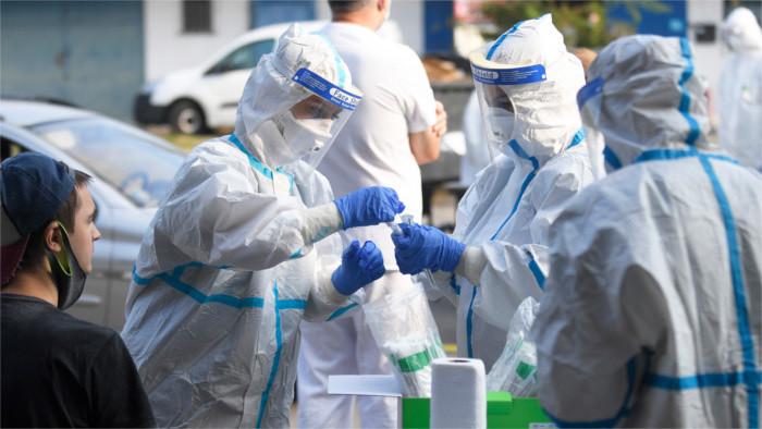 La cifra de nuevos contagios sobrepasa por primera vez 400