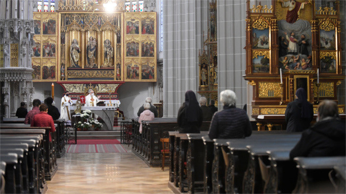 Bishops grant dispensation from participation in Sunday Mass