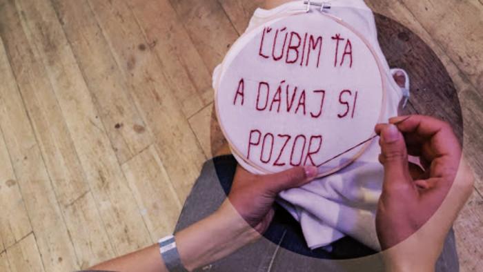 Divadlo Nude: Ľúbim ťa a dávaj si pozor!