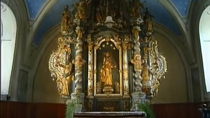Gemerské oltáre