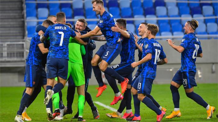 Slováci do finále play off
