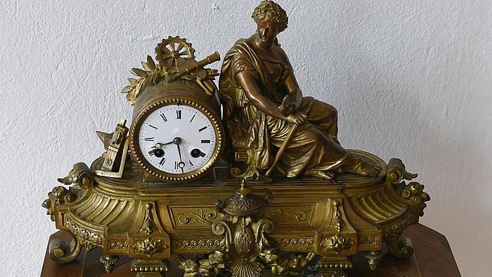 Besuch im Uhrenmuseum im Haus des Guten Hirten in Bratislava