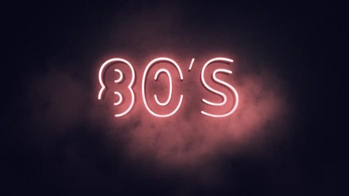 Dekády 20. a 21. storočia: 1980 – 1989