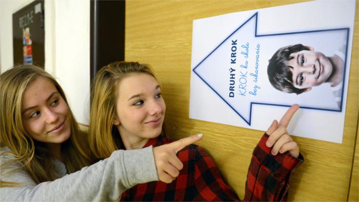 """""""TeResponderemos.sk"""" – el Ministerio de Educación presenta proyecto contra el acoso escolar"""