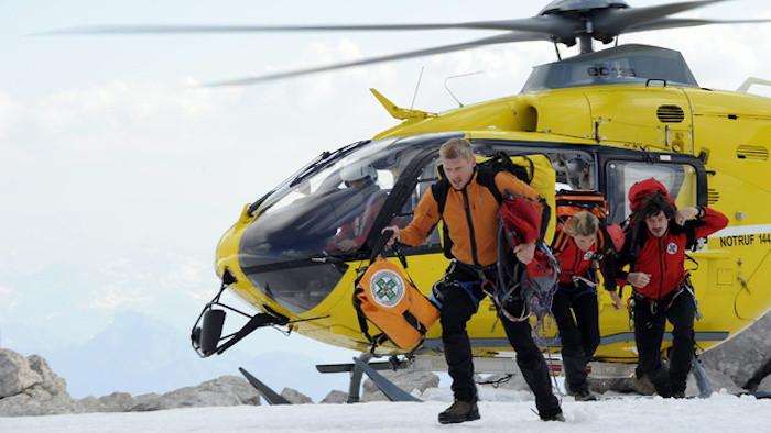 Horskí záchranári V